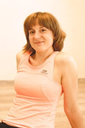 Fitnesstrainerin