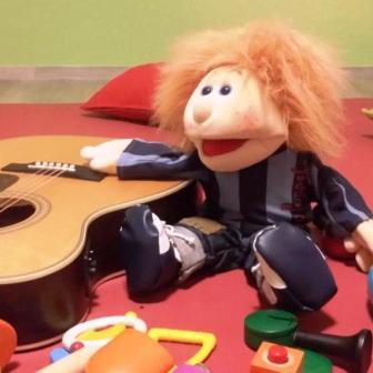 Baby-Musikgarten Gitarre