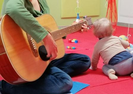 Baby  Gitarre Kurs