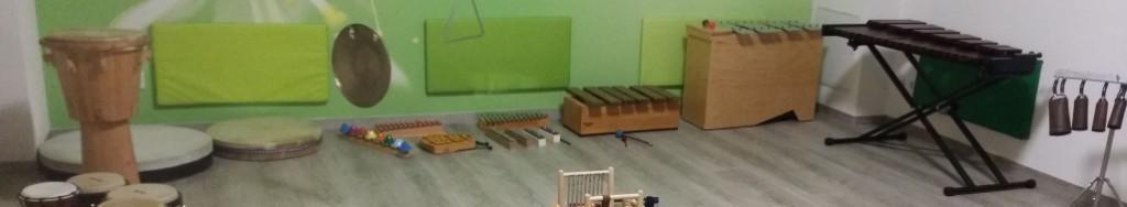 Instrumente Musikgarten