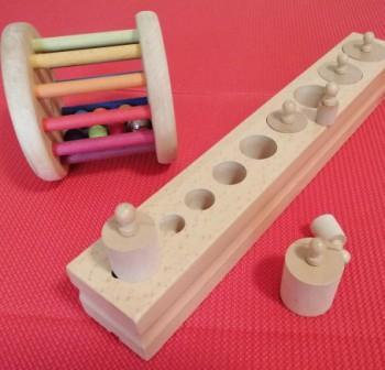 Holzspielzeug mieten
