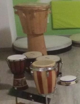 Geburtstag Musikinstrumente