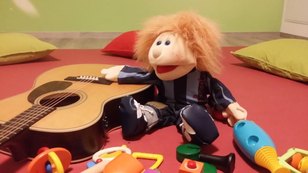 Musik Kindergeburtstag