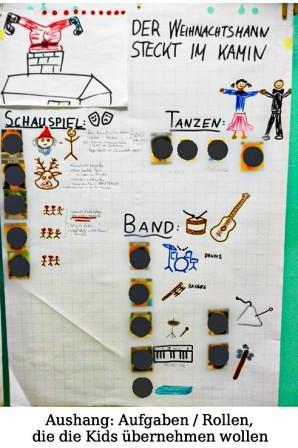 Kindermusikprojekt Plan