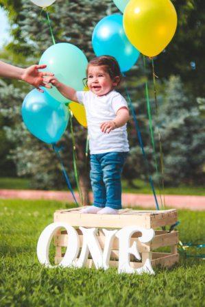 Geburtstag-Ballon